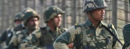 File photo of Sashastra Seema Bal (SSB) personnel