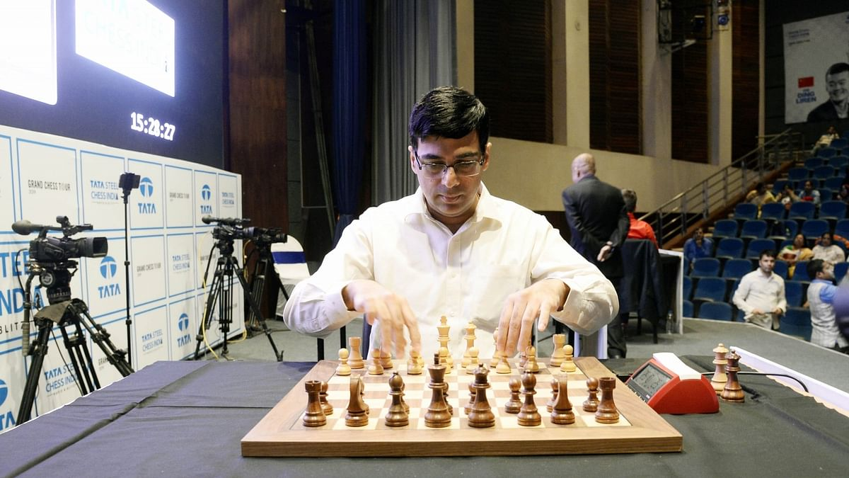 Vishwanathan Anand named mentor of  Tech Mahindra's proposed Global Chess League