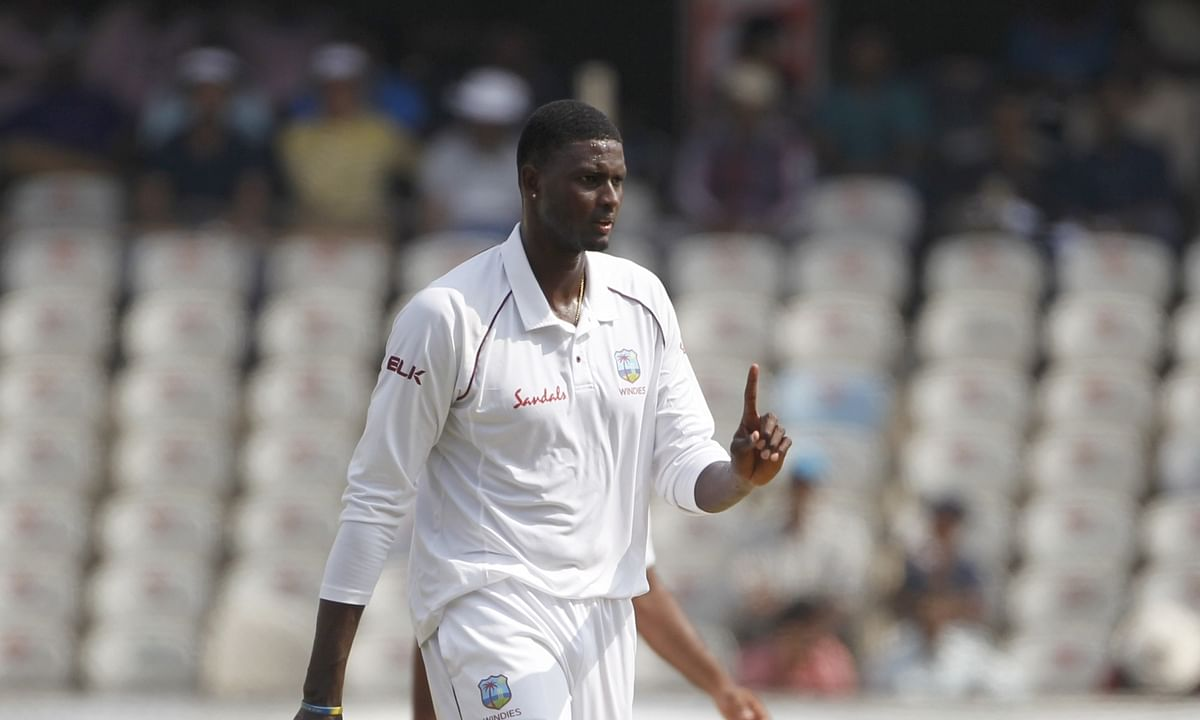 Eng v WI Test, Day 2: WI top-order steady after Holder show
