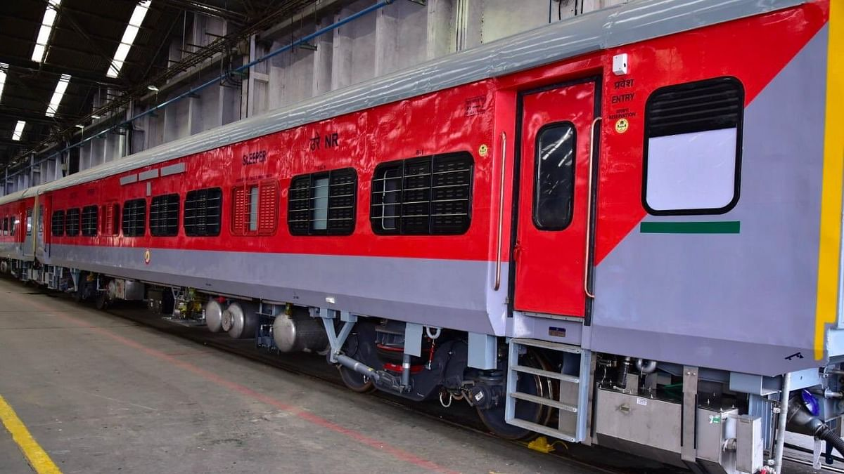Indian Railways roll out first AC Three-Tier Economy Class Coach