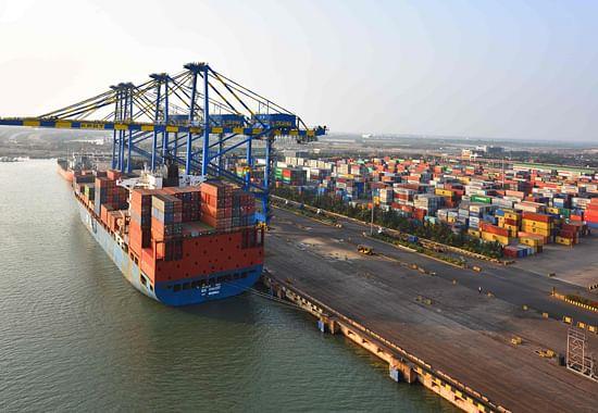 CCI approves acquisition of Krishnapatnam Port Company  by Adani Ports