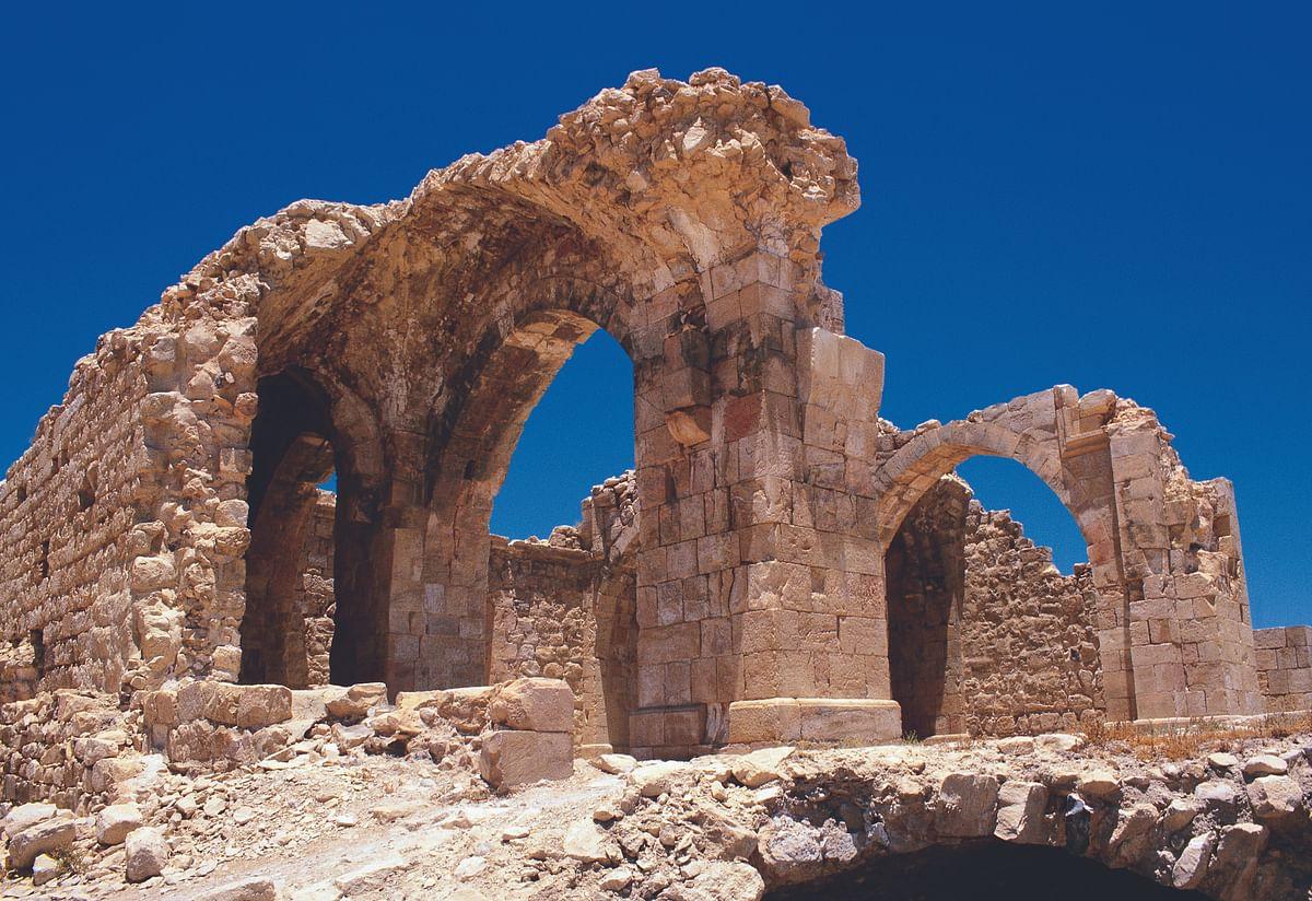 Shawbak in Jordan