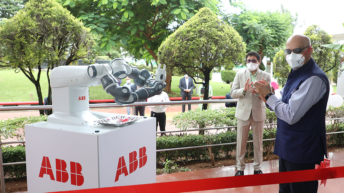 ABB India opens new robotics facility to support digital transformation of manufacturing in India