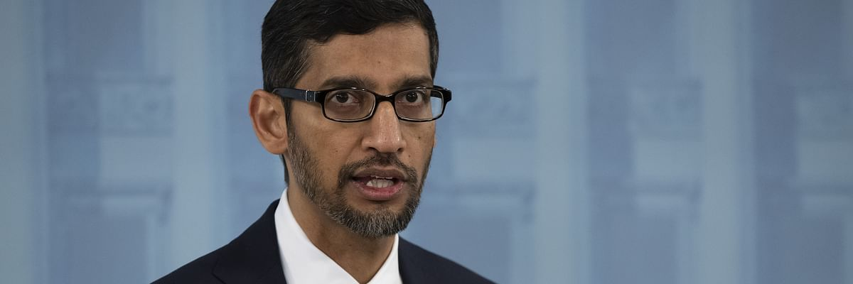 Google CEO Sundar Pichai announces plans to invest $ 10 billion in India over next 5-7 years