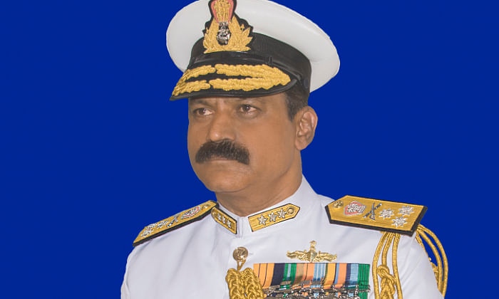 Vice-Admiral M A Hampiholi