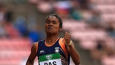India's mixed relay team silver at 2018 Asian Games upgraded to gold