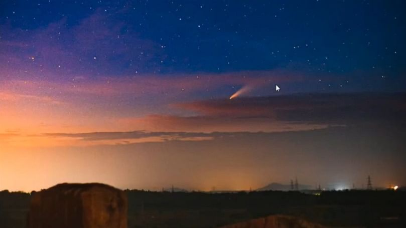 How to get a glimpse of Comet Neowise before it disappears