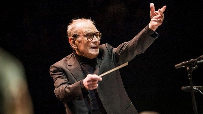 Oscar-winning Italian composer Ennio Morricone no more