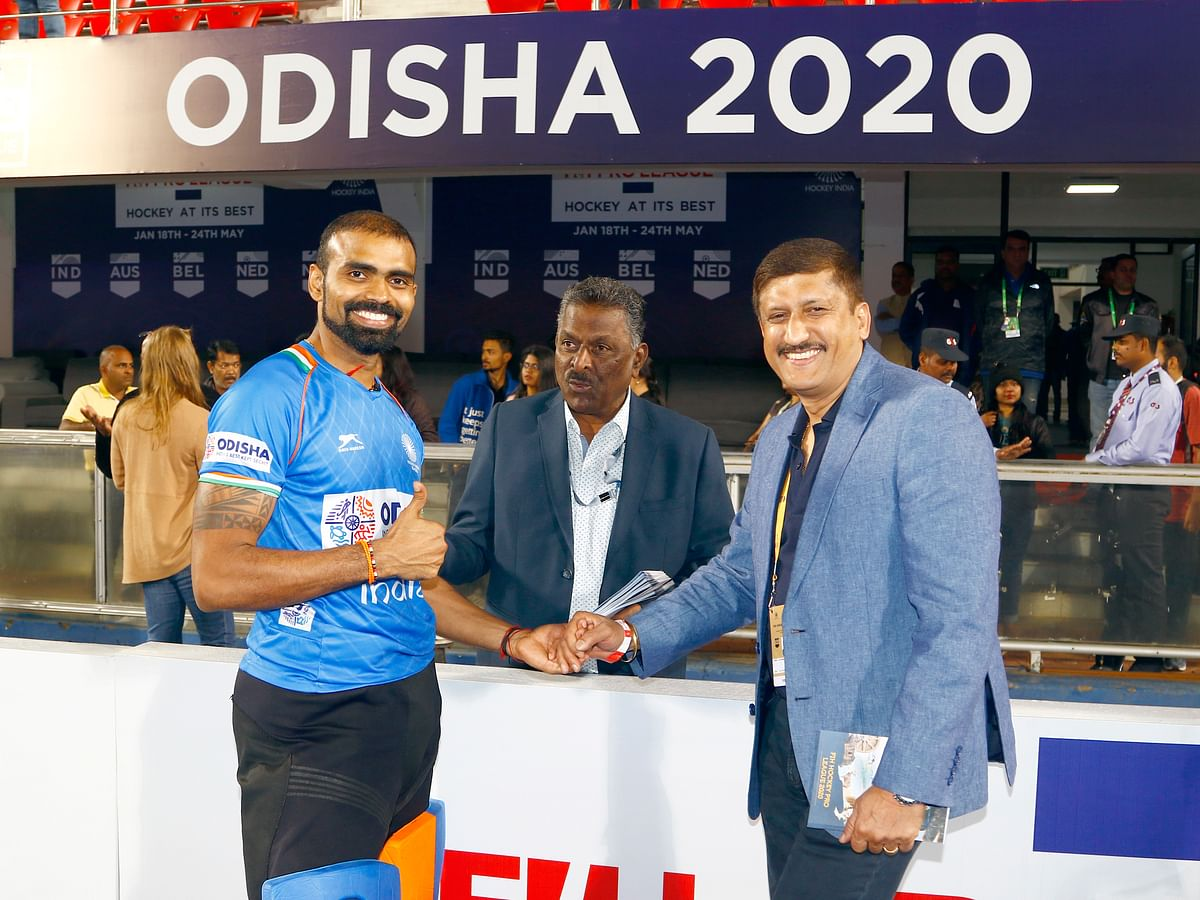 India has good chance to win hockey medal at the Olympics: Vasudevan Baskaran