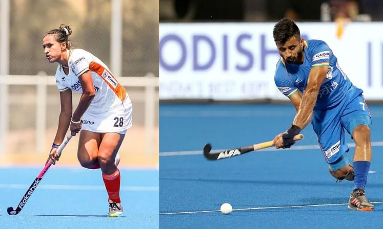 Will make India proud in Tokyo: Hockey captains  Manpreet Singh and Rani Rampaul