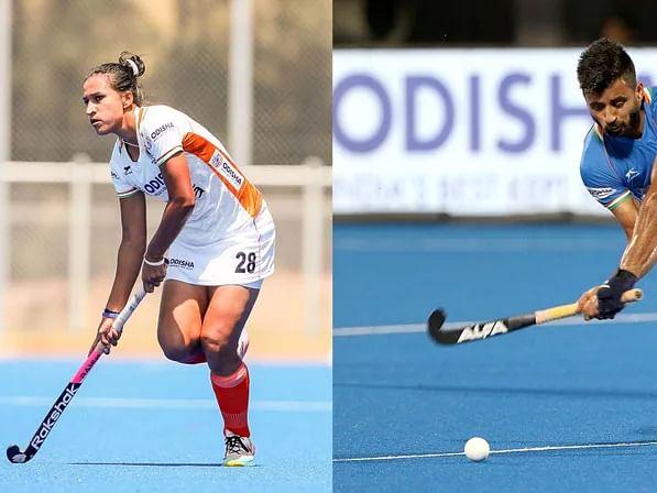 Will make India proud in Tokyo: Hockey captains  Manpreet Singh and Rani Rampaul
