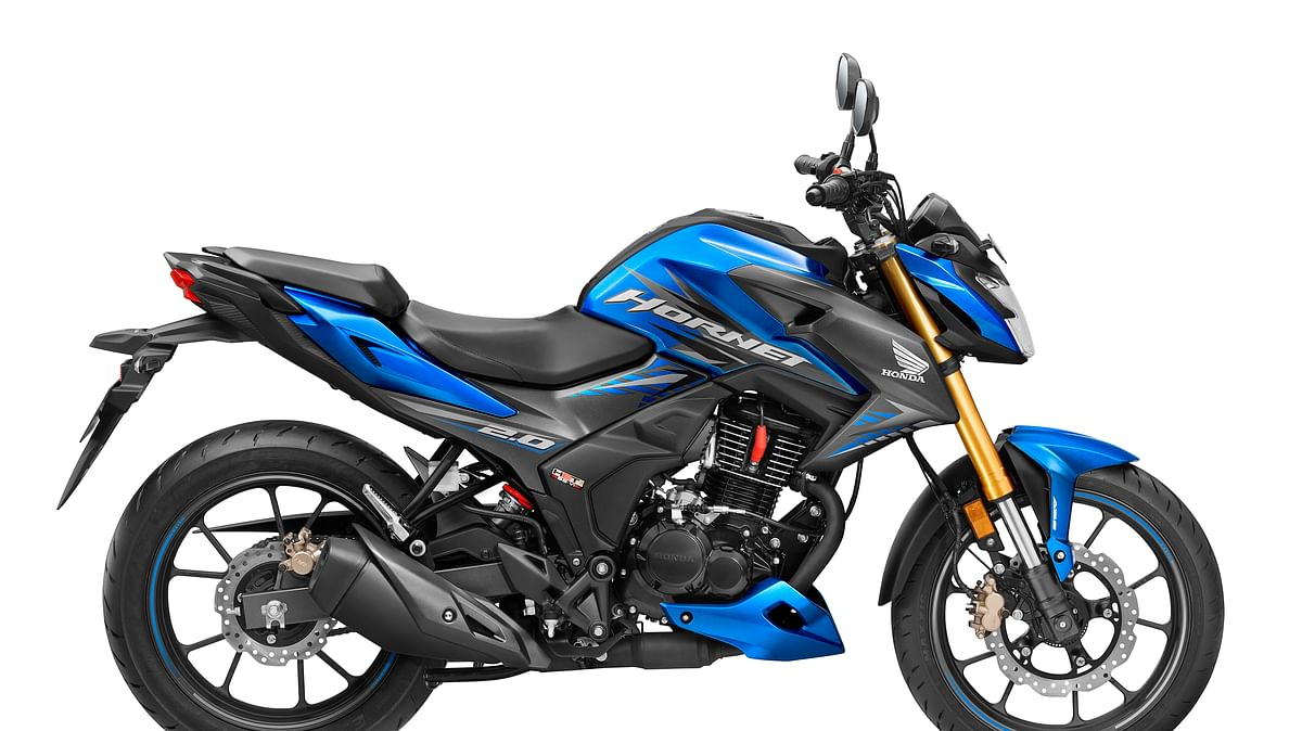 Honda debuts in 180-200cc segment with Hornet 2.0