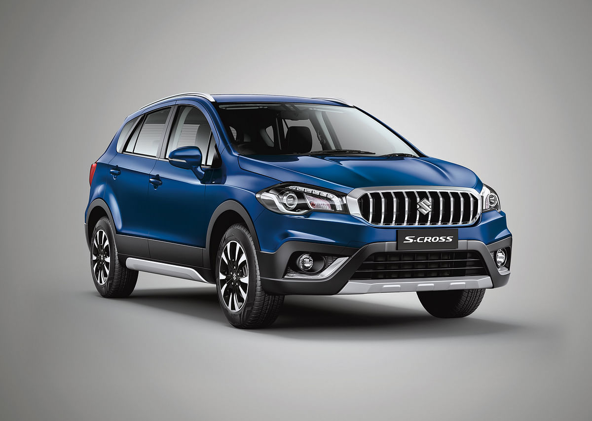 Maruti launches new S-Cross Petrol with 1.5 litre K series BS6 engine
