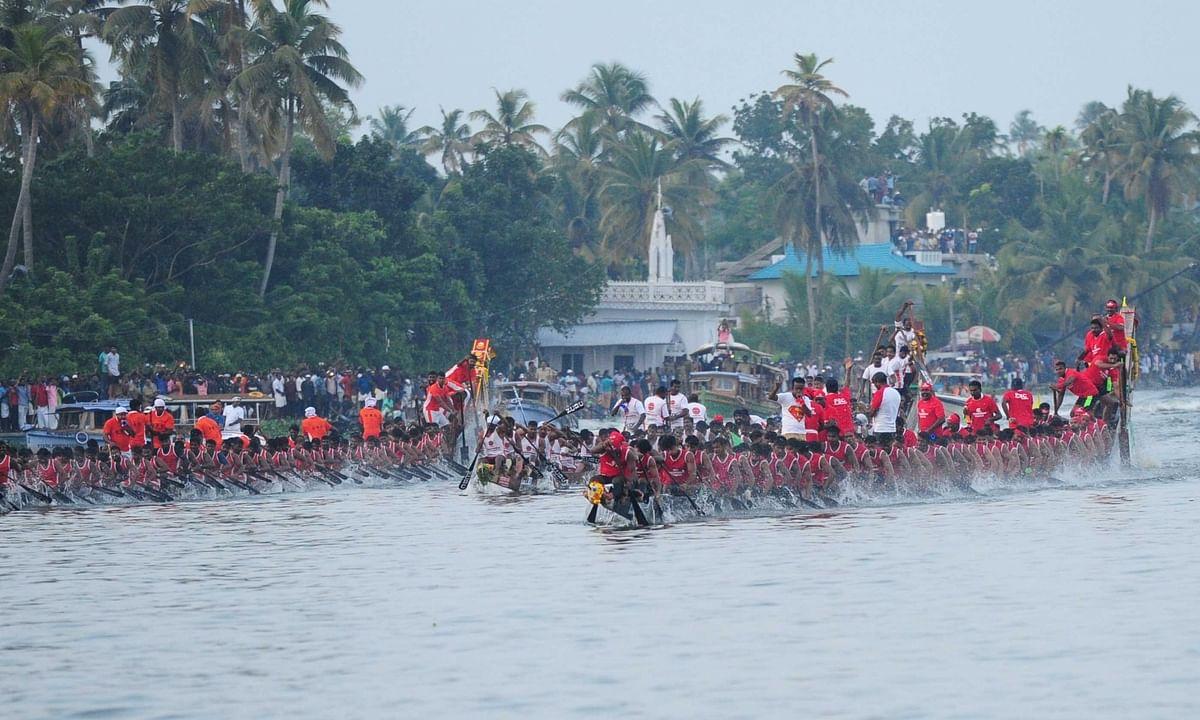 Kerala postpones the Nehru Boat Race -- for third year running