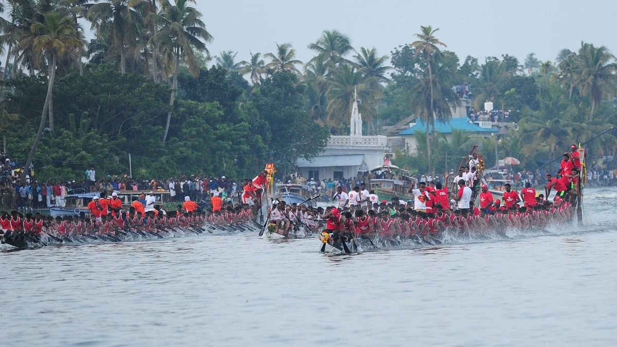 Kerala postpones the Nehru Boat Race -- for third year running