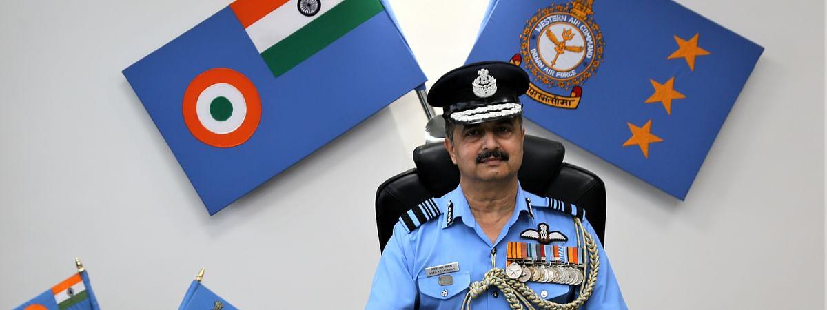 Air Marshal V R Chaudhari