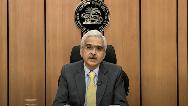 RBI Governor tests positive for COVID-19, will work from isolation