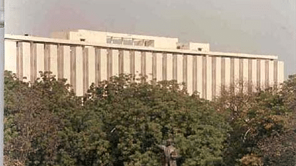 Fire doused on 6th floor of Parliament Annexe building