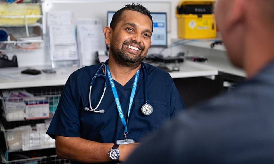 Dinesh Palipana sits on the council of the Sri Lanka Spinal Cord Network and is a founding member of Doctors with Disabilities Australia, an advocacy group for physicians with disabilities.