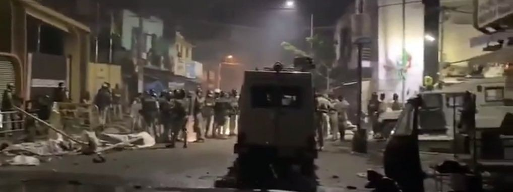 3 dead in Bengaluru, 110 arrested for rioting over FB post