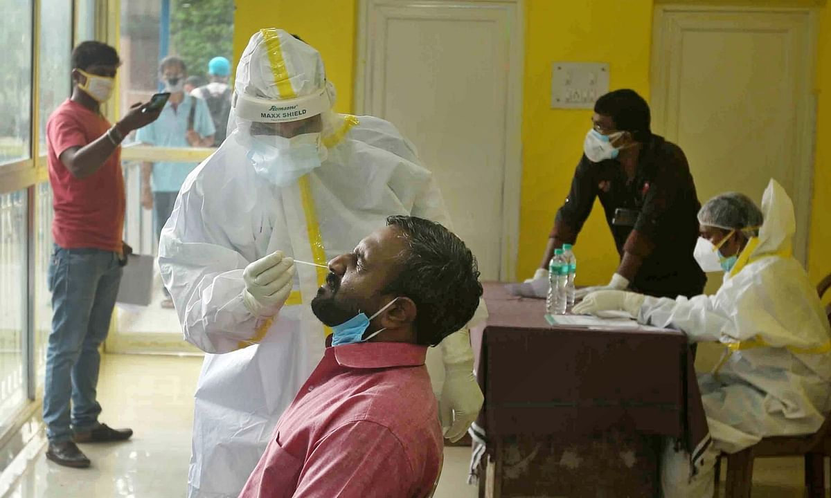 India records new high  of 1,007 COVID deaths, 62,064 fresh cases of infection