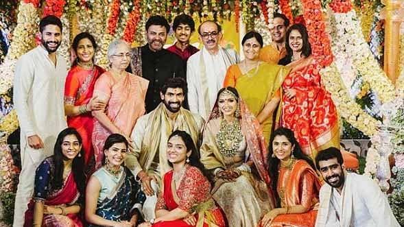 Rana Daggubati-Miheeka Bajaj wedding: Celebs pour in wishes for newlyweds