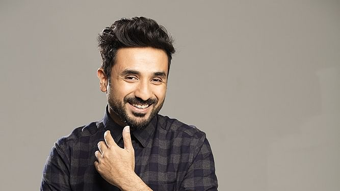 Vir Das to release unscripted homegrown comedy special