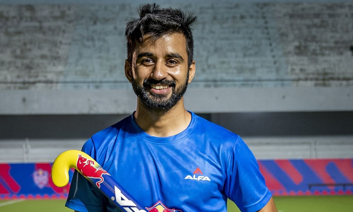 National Hockey Camp: Skipper Manpreet, 4 others test COVID-19 positive
