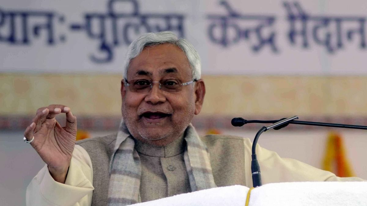 Bihar CM Nitish Kumar recommends CBI probe into Sushant Singh case