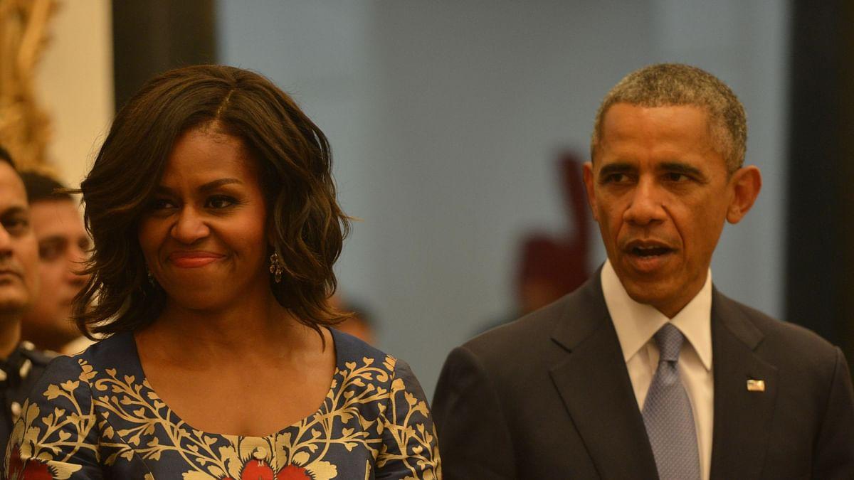 Michelle Obama says she has 'low-grade depression'