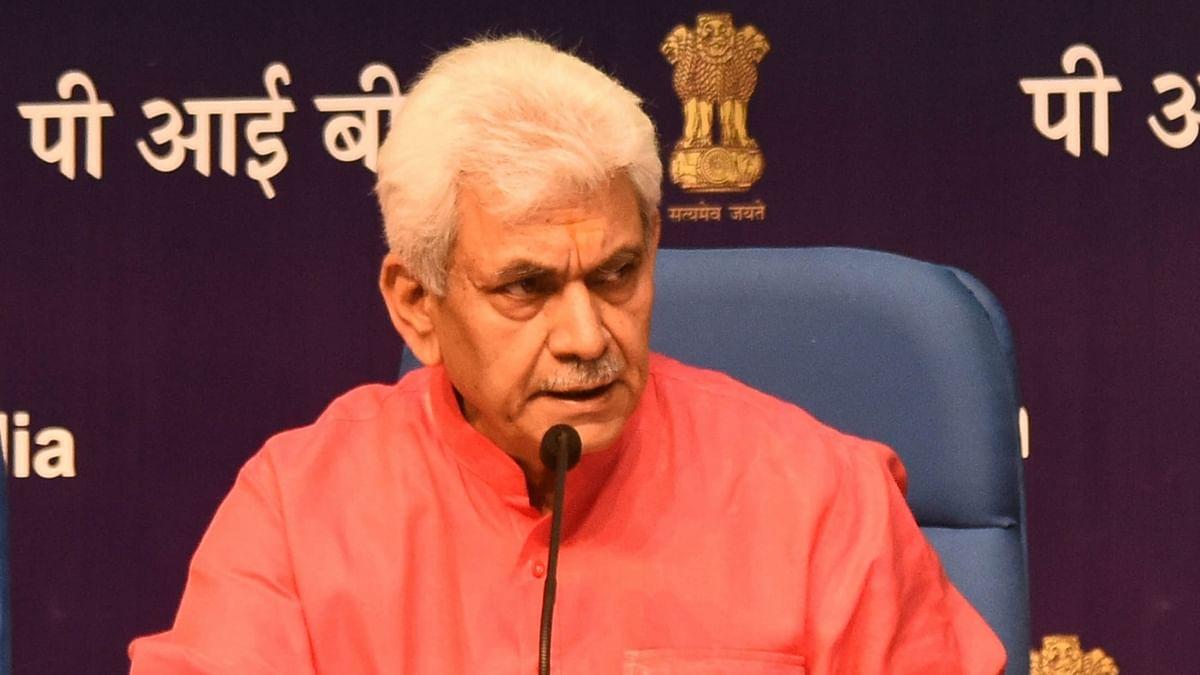 BJP leader Manoj Sinha appointed as Lt Governor of Jammu & Kashmir
