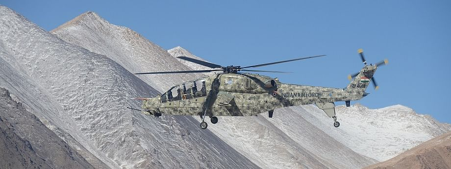 Light Combat Helicopters
