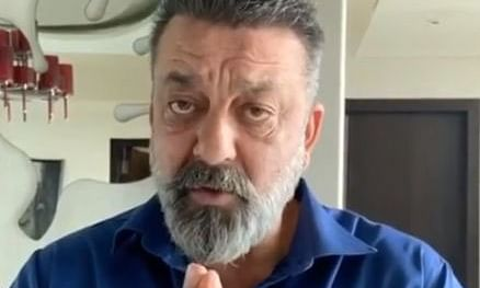 Sanjay Dutt hospitalised, tweets to say he is 'doing well'