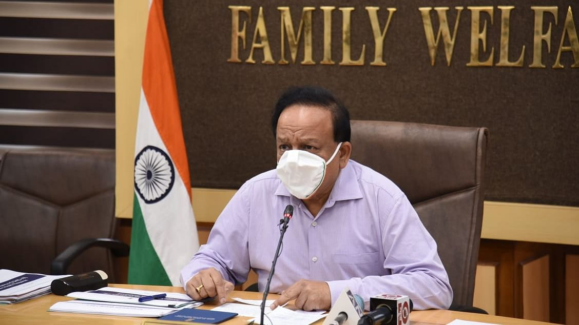 Three crore COVID-19 warriors to get vaccine for free: Harsh Vardhan