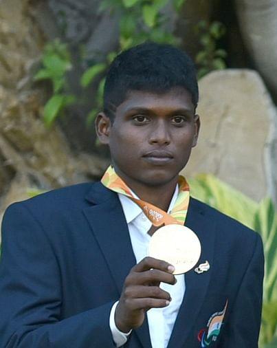 Mariyappan Thangavelu