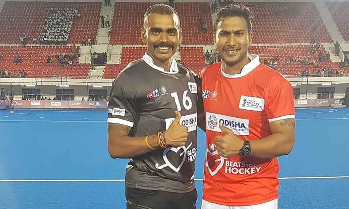 Indian hockey team's defence can challenge the world's best sides: V R Raghunath