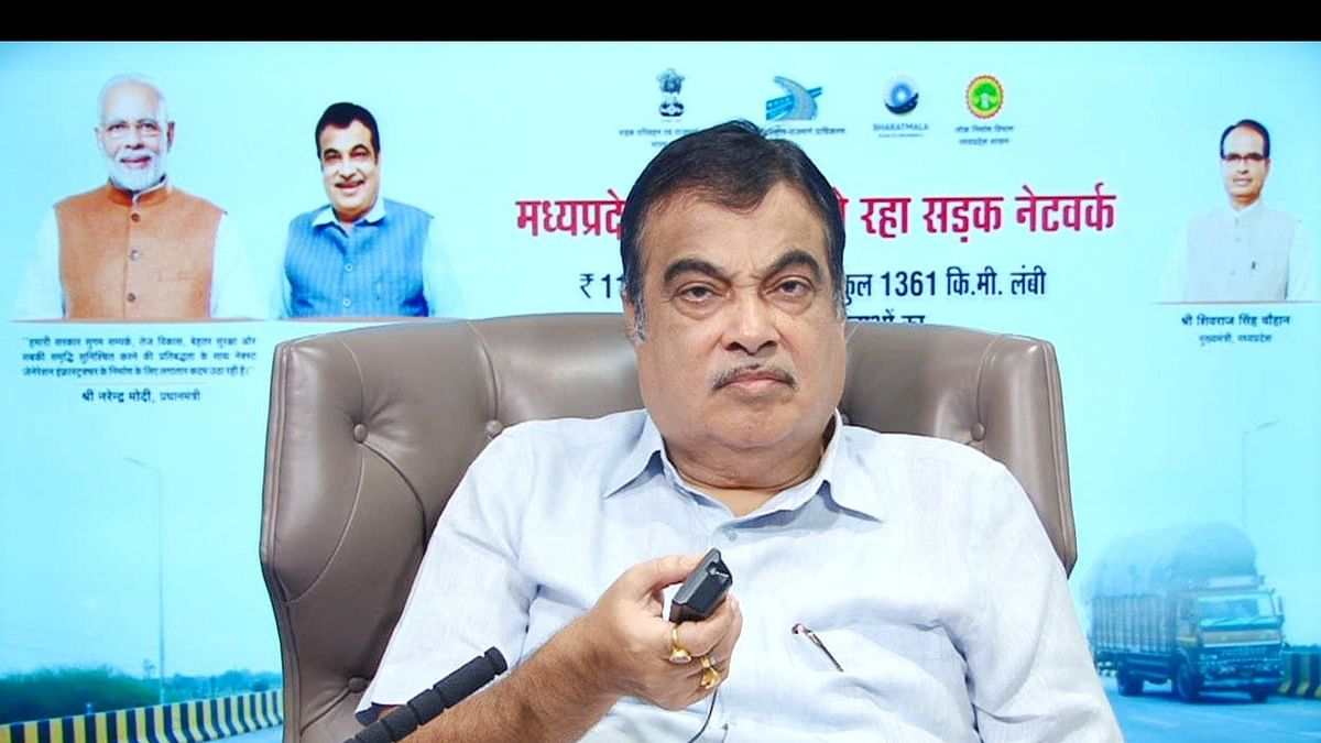 Road connectivity projects to transform Gadchiroli in around 2 years: Gadkari