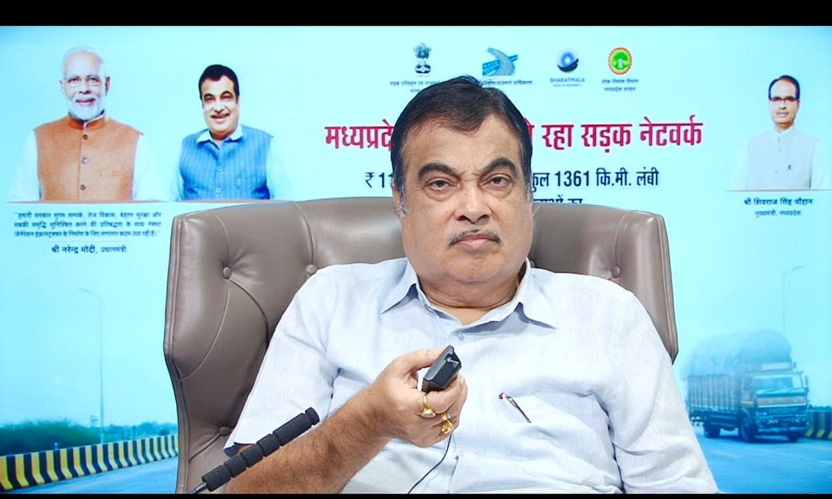 Union Minister for Road Transport, Highways Nitin Gadkari