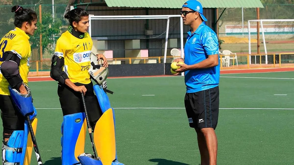 Hockey: Young players should be taught right techniques early, says former captain Bharat Chetri