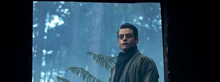 """Rami Malek in """"No Time To Die"""""""