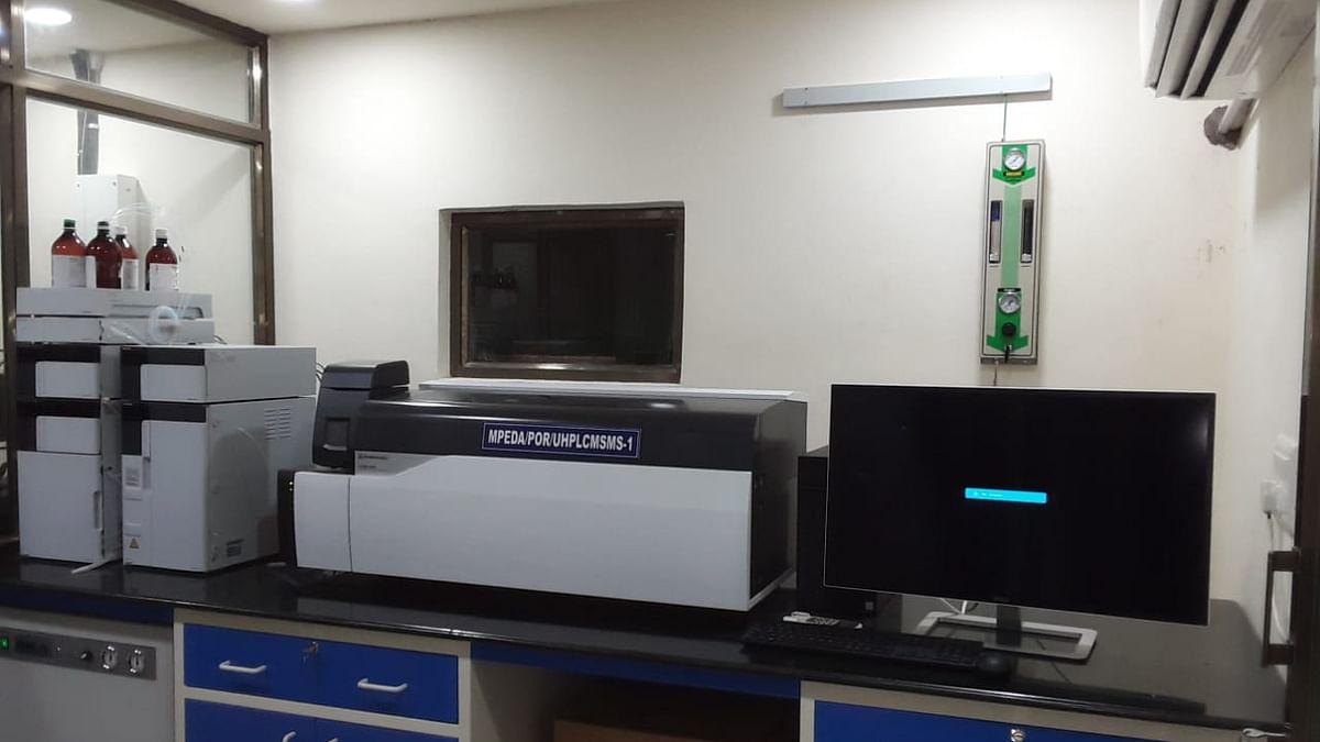 MPEDA sets up sophisticated quality control lab in Porbandar