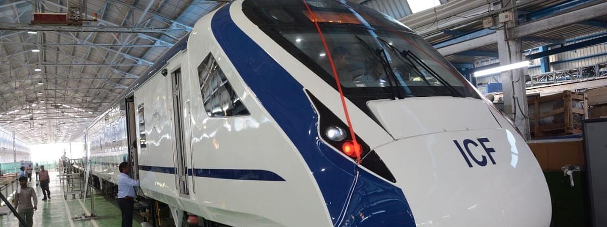 File photo of Train  18