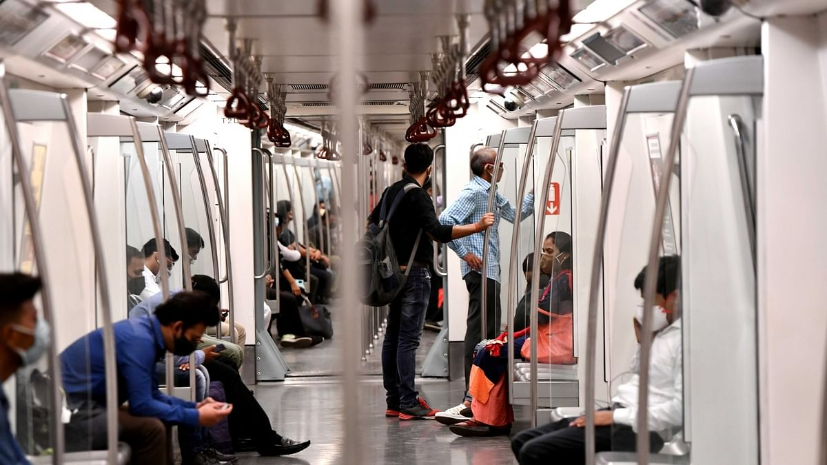Delhi Metro resumes services on two more lines