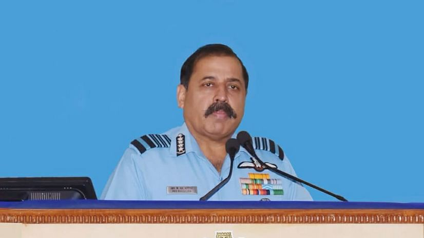 Air Chief sensitizes officers at HACC on emerging contours of national security