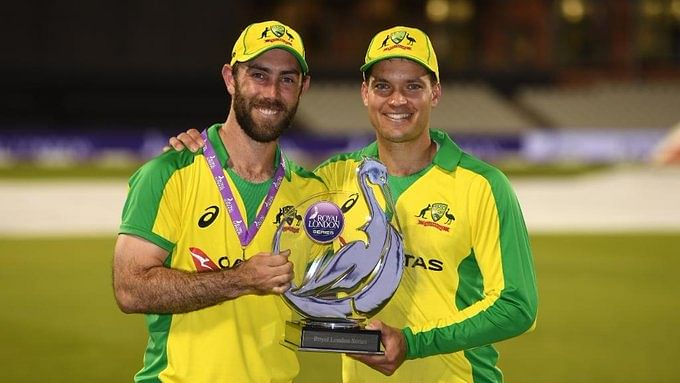 Maxwell, Carey power Australia to ODI series win over England