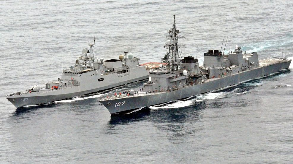 JIMEX 20, Japan-India bilateral maritime exercise from September 26-28 in Arabian Sea