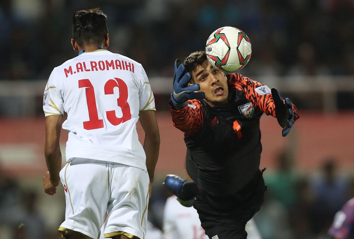 Football: Gurpreet, Sanju named AIFF players of the year