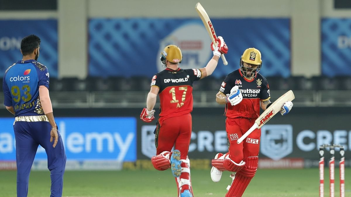 Kohli wins Super Over thriller for RCB, Kishan's 99 in vain