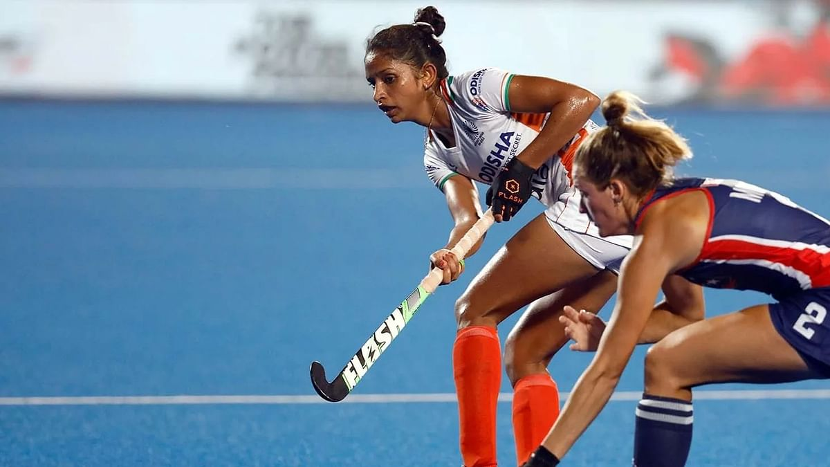 My ambition is to become one of the best finishers in the world: Hockey forward Navjot Kaur