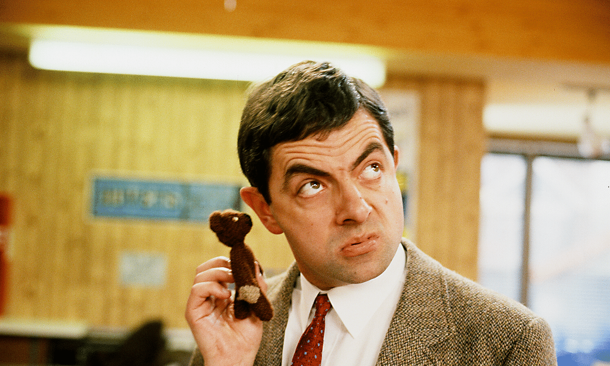 Mr Bean celebrates 30 years on screen